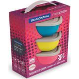 Conjunto de Potes Tramontina 3 Peças 25099/947