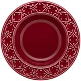 Conjunto de Pratos Fundos 6 peças Mendi Corvina - Oxford