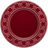 Conjunto de Pratos Rasos 6 peças Mendi Corvina - Oxford