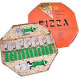 Conjunto Para Pizza 14 Pçs Inox 25099222 Tramontina