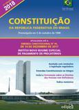 Constituição da república federativa do brasil - Edipro - edicoes profissionais
