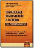 Contabilidade administracao e economia para cursos - Jurua