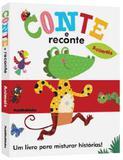 Conte E Reconte: Animais - Um Livro Para Misturar Historias! / Autumn Publishing - Publifolhinha