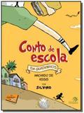 Conto de escola em quadrinhos - serie classicos em - Fundacao peiropolis