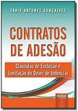 Contratos de Adesão - Cláusulas de Exclusão e Limitação do Dever de Indenizar - Jurua