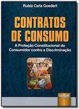 Contratos de consumo a protecao constitucional do - Jurua