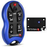 Controle Longa Distância Stetsom SX-2 500 Metros LED 16 Funções Azul