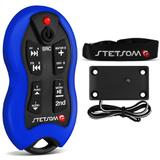 Controle Remoto de Longa Distância Stetsom SX2 Universal 500 Metros - Azul