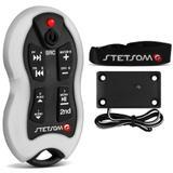 Controle Remoto de Longa Distância Stetsom SX2 Universal 500 Metros - Branco