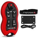 Controle Remoto de Longa Distância Stetsom SX2 Universal 500 Metros - Vermelho