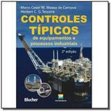 Controles tipicos de equipamentos e processos indu - Edgard blucher