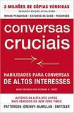 Conversas cruciais - habilidades para conversas de altos interesses - Vs brasil
