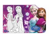 Convite de Aniversário  Frozen Uma Aventura Congelante c/ 8 unid. - Regina festas