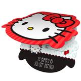 Convite de Aniversário Hello Kitty 08 unidades Festcolor