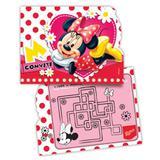 Convite de Aniversário Minnie Vermelha 08 unidades Regina Festas