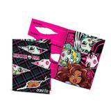Convite de Aniversário Monster High Kids 08 unidades Regina Festas