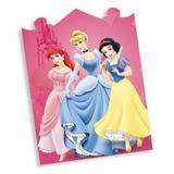 Convite de Aniversário Princesas  08 unidades - Festabox
