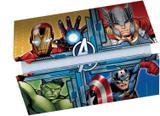 Convite de Aniversario THE Avengers Animated R70 8UN PCT.C/12 Regina Festas