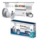 Cook Home 9 Porta Utensílios De Parede Cozinha Suspensa - ARTHI