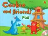 Cookie and friends plus sb with cd-rom a - 1st ed - Oxford university