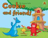 Cookie and friends sb a with cd - 1st ed - Oxford university