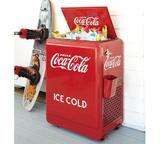 Cooler Coca Retro Vintage - Porta Bebidas Metal 67 Litros - Fullway