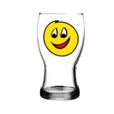 Copo Cerveja Emoji Emocoes Alegre 320Ml - Delta molduras