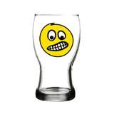 Copo Cerveja Emoji Emocoes Nervoso 320Ml - Delta molduras