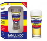 Copo de vidro chopp Tamulindo 200 ml - Housecasa