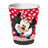 Copo Descartável Minnie Mouse - Regina festas