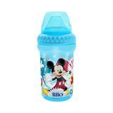 Copo lillo disney com bebedor de silicone - mickey 330ml