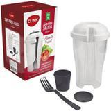 Copo Para Salada Plástico 700ml - Clink