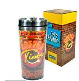 Copo térmico Coffe time 450 ml - Melhores ofertas.net