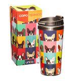 Copo Termico inox Cafe DOG CACHORRO 450ml - Pdv
