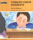 CORACAO CONTA DIFERENTE- 5ª ED - Scipione/atica - paradidatico