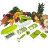 Cortador de Legumes Multifuncional Nicer Dicer Plus - Cabral imports