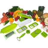 Cortador E Fatiador De Legumes, Frutas E Verduras - Nicer Dicer Plus - Jiaxi