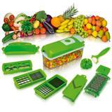Cortador Fatiador De Legumes Verduras E Frutas - Importado