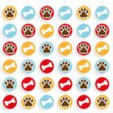 Cortina Decorativa Festa Cachorrinhos 06 unidades Cromus - Festabox