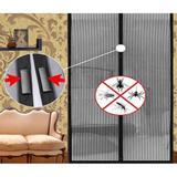 Cortina Mosquiteiro Tela Protetora Para Insetos Mosquito Magic Mesh (BSL-MOSQ-1) - Ab midia