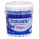 Cotonetes Johnson  Johnson Pote - 150 unidades