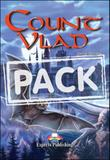 Count vlad - set reader with activity book and audio cds - elt graded readers - Express publishing - readers