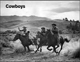 Cowboys - Posters - Kolon / paisagem