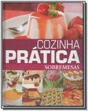 Cozinha pratica - sobremesas - Pae