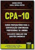 Cpa-10 - curso preparatorio para a certificacao co - Jurua
