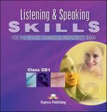 Cpe listening  speaking skills 2 - for the revised cambridge proficiency exam -class cds - Express publishing