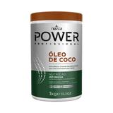Creme nutrição intensiva power nazca - óleo de coco 1kg