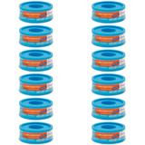 Cremer Fita Micropore Branca 1,2cmx4,5m C/12 (Kit C/12)