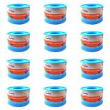 Cremer Fita Microporosa Bege 2,5cmx4,5m (Kit C/12)