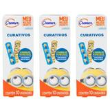 Cremer Minions Curativo C/10 (Kit C/03)